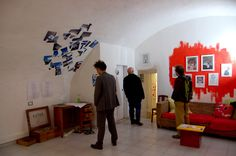 #exhibition  Creative Space