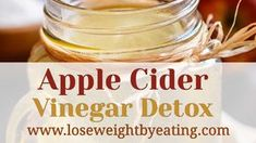 Whether you're trying to avoid soda or flush toxins, Apple Cider Vinegar Detox Drink Recipes are one of the best tools for weight loss and better health.