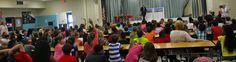 Over 200 students at McGehee Elementary got their first glimpse at a future in design during National Architecture Week #arch2016