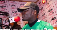 Mr Eazi Discusses His Come Up Social Media Controversy & More w/ Beat FM London  Mr Eazi stopped by the Beat 103.6FM London to discuss his recent social media controversy after stating Ghanaian music had a lot of influence on Nigerian music. The singer also discussed his come up in the industry recoding Ohema with DJ Spinall and more in the 37 minute long interview. Watch below