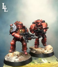 In the Shadow of Mighty Wings: WIP Blood Angels and Basing
