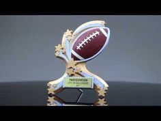 Color Legend Football Award | edco.com