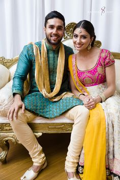 Revina + Shaminder - Stylish Punjabi Wedding in Sydney - Indian bride - Indian groom - Indian wedding - Sikh wedding - Sikh bride - Sikh groom - Punjabi wedding - Punjabi bride - Punjabi groom - subtle make up - hot pink anarkali. Read more at www.thecrimsonbride.com! #thecrimsonbride