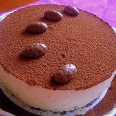 Pätkis-jugurttikakku Finnish Recipes, Just Eat It, Dessert Recipes, Desserts, Cheesecakes, Tiramisu, Food And Drink, Pudding, Sweets