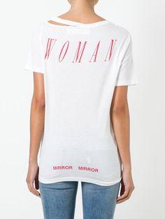 Off-White Mirror Mirror printed T-shirt