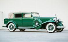 ~1932 Cadillac V-16 452B Madame X Imperial Sedan~
