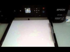 Epson XP- 530 | Papier Invoer Laden