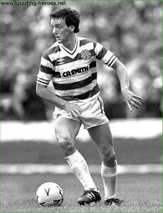 Frank McGarvey - Celtic FC - League appearances for The Hoops.