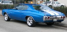 I know it's a '71 Chevelle SS but I want these tail lights on a '70 Chevelle SS