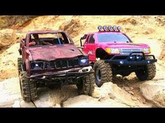 """RC ADVENTURES - SUMMER LOVE - Scale RC 4X4 Truck Story - Californian Coast """"Couple Trailing"""""""