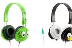 Cutest safe headphones for kids we've seen--comfy and volume limiting!