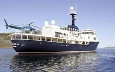 Discovery ansd Expedition Yacht Akula
