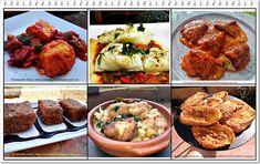 Mi pequeño rincon: 6 recetas para Semana Santa