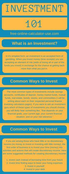 Investment Calculator - Money Peach #InvestmentCalculator - api calculation spreadsheet