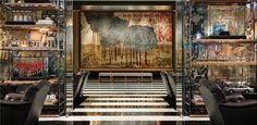 park hyatt guangzhou lobby - Google Search