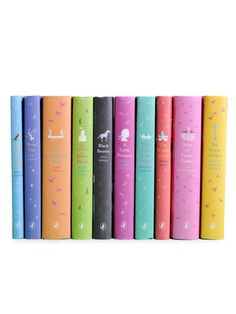 Puffin Classics Books for Young Readers Set of 10 by Juniper Books