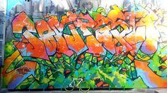 Street Ars #fixedgear #streetart