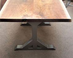 Sturdy Model Heavy01 Dining Table X Legs Heavy