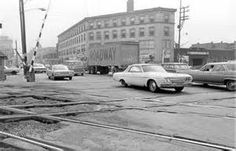 hammond indiana - AT&T Yahoo Image Search Results This photo may say 1971, but I remember this stretch of Hohman Avenue still looking like this in 1988- only thing changed was the cars people drove.