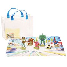 You will love this product from Avon: The Sponge Bob Movie 8 Piece Toy Set Make a splash with SpongeBob! Have a blast with SpongeBob and his friends with this cool set of 6 figurines, a play mat and carrying case! Diy Barbie Clothes, Valentine Special, Valentines, Bath Toys, Website, Christmas Shopping, Little Ones, Gifts For Kids, 3 D