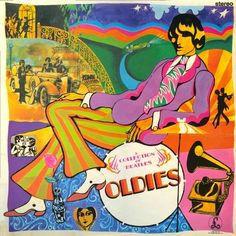 a collection of beatles oldies - Google Search