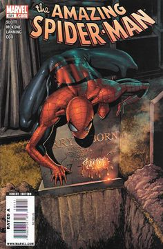 The Amazing Spider-Man # 581 Marvel Comics Vol 1