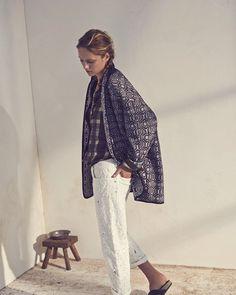 Fashion Lookbook   Isabel Marant: Spring Summer 2014
