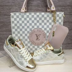 Nadire Atas on Matching Shoes and Bags louis vuitton handbag and sneaker New Handbags, Fashion Handbags, Fashion Bags, Luxury Shoes, Luxury Bags, Vuitton Bag, Louis Vuitton Handbags, Louis Vuitton Sneakers, Shoe Boots