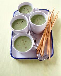 Creamy Broccoli Soup - Martha Stewart Recipes