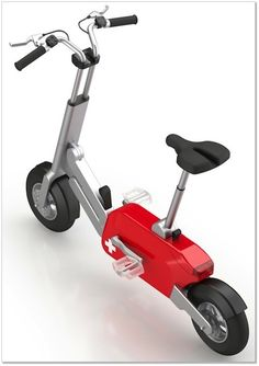 Electric Scooter Scooters And Transportation On Pinterest