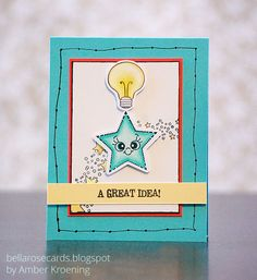 Bella Rose Cards: Mo