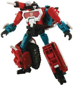 Transformers United UN15 Autobot Perceptor PVC figure [JAPAN] >>> You can find out more details at the link of the image.(It is Amazon affiliate link) #20likes