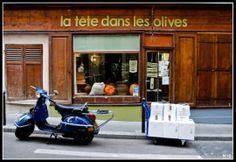 La Tête dans les Olives (from Bourdain's No Reservations Paris List)