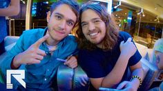 Zedd and Tommy Trash