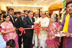Inaugural function at new extended showroom, Shivranjani
