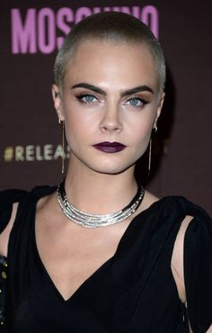 Cara Delevingne attends the Magnum party during the 70th annual Cannes Film Festival at Magnum Beach on May 18 2017 in Cannes France