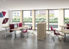 UP & UP - Designer Desks from Quadrifoglio Group ✓ all information ✓ high-resolution images ✓ CADs ✓ catalogues ✓ contact information ✓. Lift Table, Work Station Desk, Office Environment, Desks, Modern, Tables, Inspiration, Group, Furniture