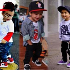 Little B-Boys