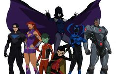 I hope the new Teen Titans will rock