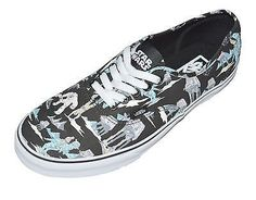 Vans Era Star Wars Darkside Low Top Shoes