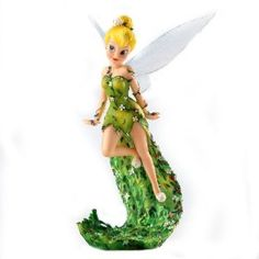 Amazon.com - Enesco Disney Showcase Tinker Bell Figurine, 7.75-Inch - Collectible Figurines