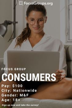 Online Focus Group for Consumers