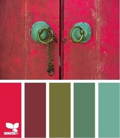 Blurb ebook: Global Color by Design Seeds Colour Pallette, Colour Schemes, Color Combos, Color Patterns, Best Color Combinations, Boho Chic Living Room, The Design Files, Design Seeds, Turquoise Color