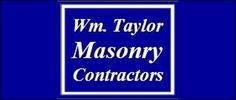 http://smallbusinessesresources.com/wm-taylor-masonry-contractors/