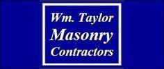 http://smallbusinessesresources.com/wm-taylor-masonry-contractors/