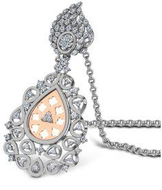 Caratlane Queen's Delight 18 Kt Certified, Real Diamond