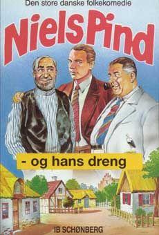 Niels Pind og hans dreng (1941) kommer hjem fra Australien.