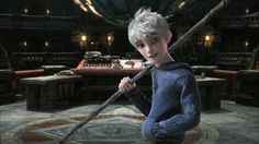 Jack Frost- Rise of the Guardians