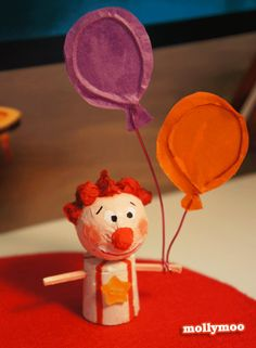 mollymoo.ie - New Craft & Handmade Toy: Circus In My Pocket