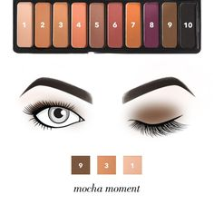 Eyeshadow Looks Mad for Matte Eyeshadow Palette - Summer Breeze Mad for Matte 2 Eyeshadow Palette Elf Palette, Elf Eyeshadow Palette, Eyeshadow Looks, Makeup Palette, Elf Makeup, Makeup Dupes, Makeup Eyeshadow, Eyeshadows, Makeup Ideas